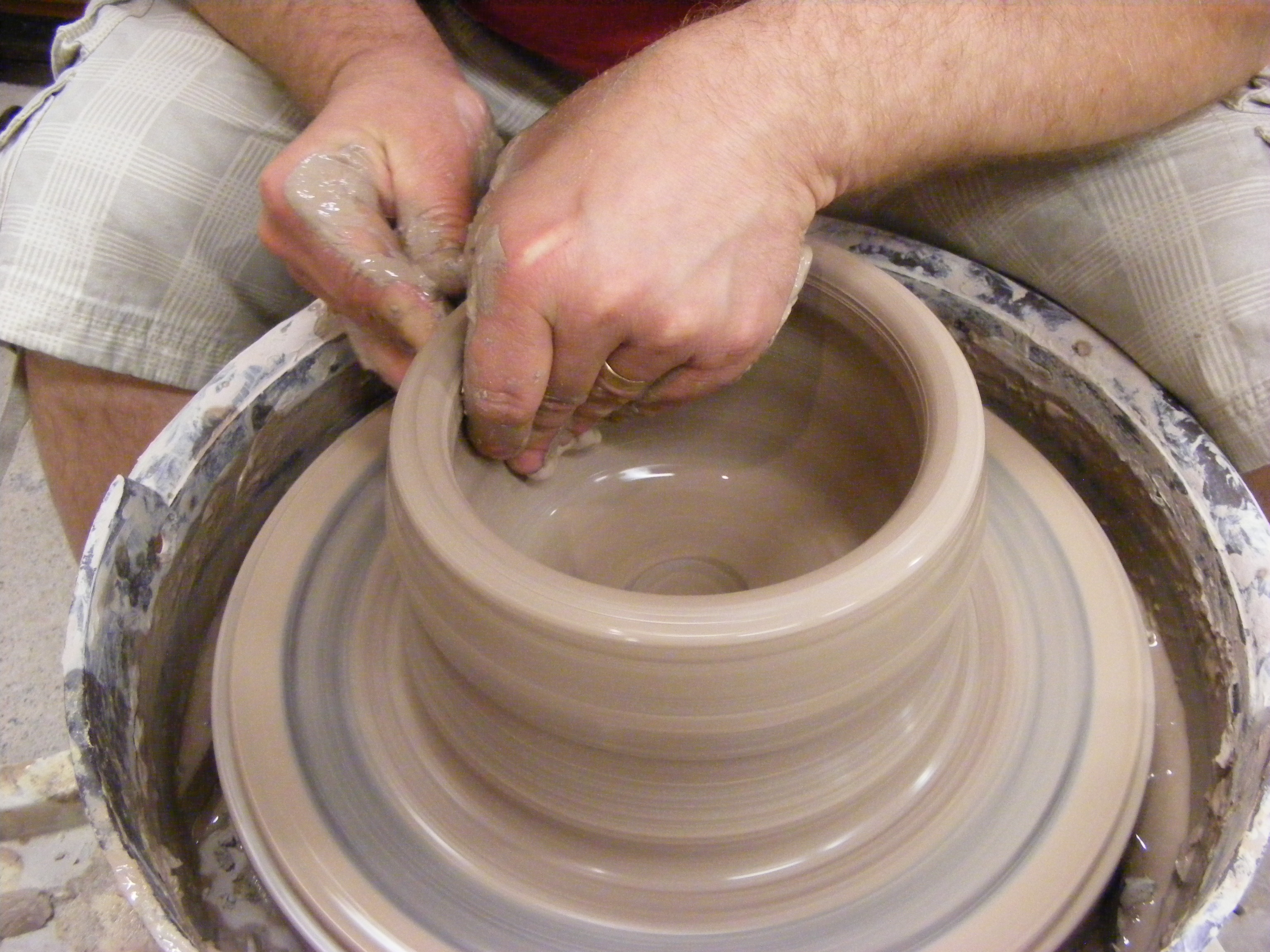 Try It Pottery Class